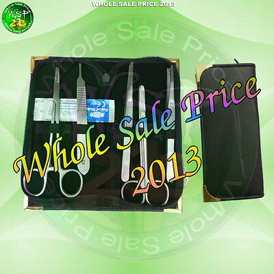 Suture Tool Kit for Training and Practice in Surgical Suturing
