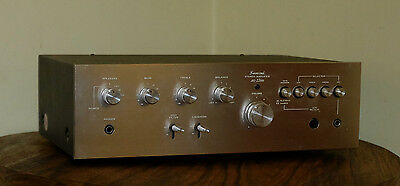 Sansui AU-2200 Stereo Integrated Amplifier. Good working condition. 1975-'76.