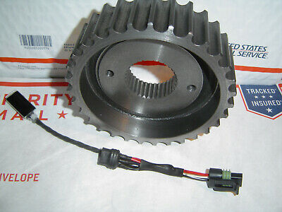 Sportster 2005-2013, 32 Tooth Pulley Kit, Corrector Front Overdrive 32TS-2C