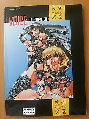 Manga Sutra Voice Of Submission