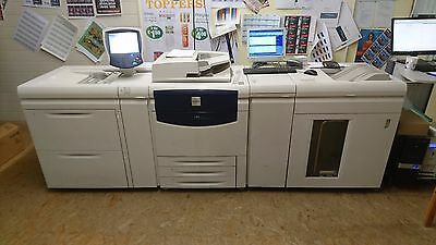 Xerox 700 Digital Color Press / Digitales Farbdrucksystem mit Fiery EX