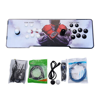Video Game Console, 800 Classic Games, 2 Players Pandora's box 4s Home Arcade