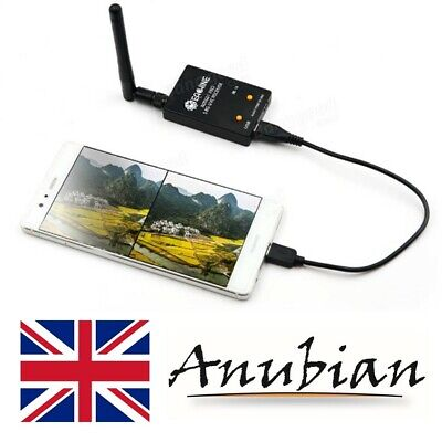 Eachine ROTG01 UVC OTG 5.8G 150CH Full Channel FPV Receiver Fr Android Mobile UK