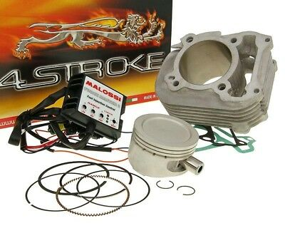 Zylinder Kit MALOSSI I-Tech Racing 187ccm for Piaggio Leader Injection