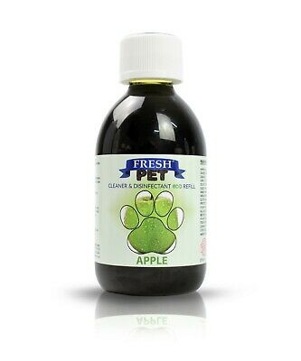 FRESH PET eco-Refill 5L - Kennel Disinfectant | Cleaner | APPLE