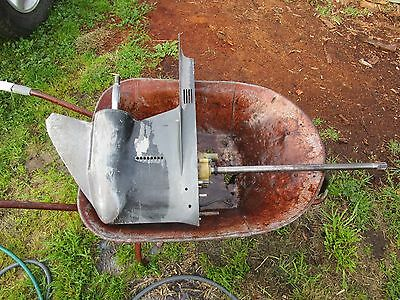 Mariner Mercury Outboard v6 GEARBOX LOWER LEG 135hp 200HP 150hp 175hp blackmax
