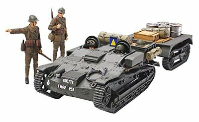Tamiya Military Miniature French Army UE Tractor 1/35 Scale Model Kit :727