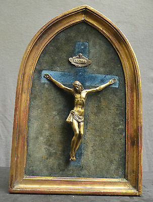 Top quality corpus  Jesus 17th-18th. century, Bronze, the low country's