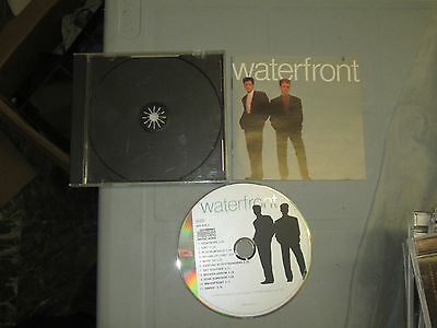 Waterfront - Self Titled (Cd, Compact Disc) Complete Tested