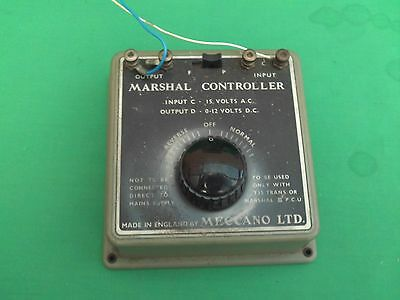 Marshall D.c.slave Controller In Working Order