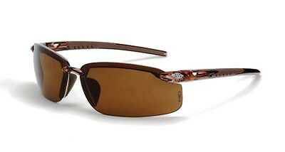 Crossfire Safety Glasses ES5 291113 Polarized Sunglasses Motorcycle, Shooting