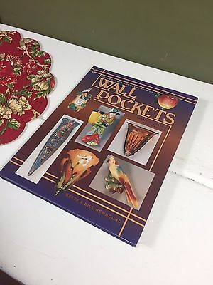 Wall Pockets of the Past Pottery Collectors Identification Guide Reference Book