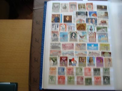 LUXEMBOURG - 57 timbres obliteres (tout etat) stamp