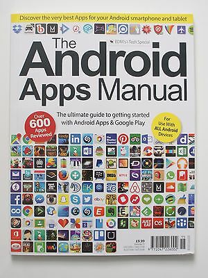 BDM's  THE ANDROID APPS MANUAL -  VOL 15 -  i-TECH SPECIAL - NEW