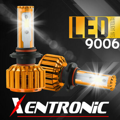 XENTRONIC LED HID Headlight Conversion kit H4 9003 6000K for 1993-1994 Volvo 850