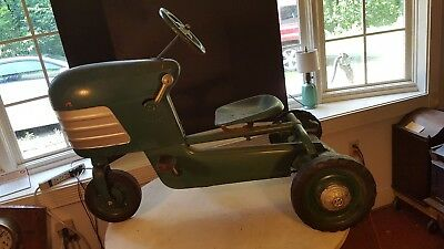 Antique Murray 1950's Pedal Tractor- Barn Find