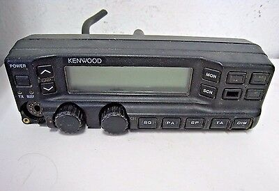 Kenwood Radio Control Head For TK690, TK790, TK890, TK-690
