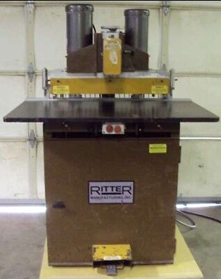 Ritter Boring Machine - Used but great condition!!!