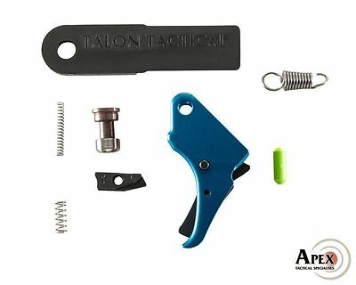 Apex Tactical BLUE S&W M&P Shield Duty/Carry Action Enhancement Trigger & Kit