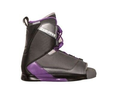 Liquid Force Womens Wakeboard Bindings - womens Transit 2017 - IPX Chassis, Open