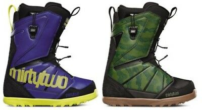 ThirtyTwo Snowboard Boot - Lashed FT - Blue, Yellow, 32, Fast Track - 2016