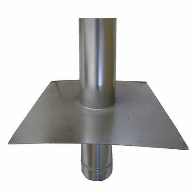 Roof Outlet 100 mm 0 Degree