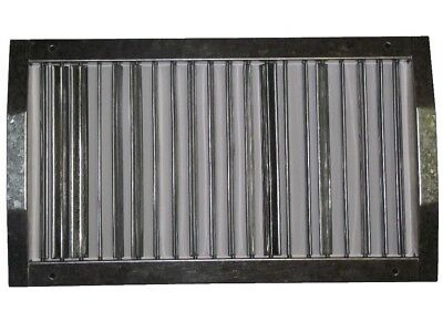 Air Vent for wickelfalzrohre 42,5 x 22,5 cm
