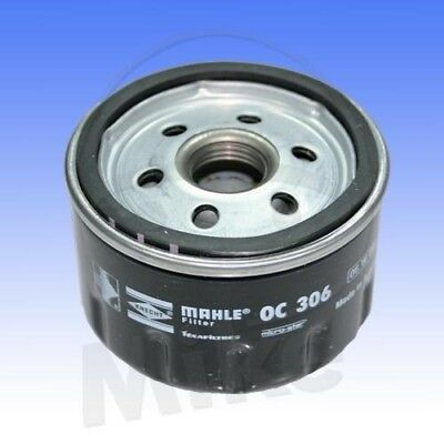 Mahle Oil Filter OC306 fits BMW R 1200 GS 2006 K25 98 PS