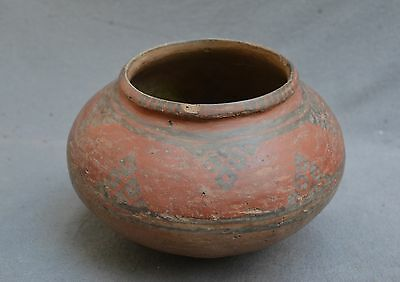 Interesting and rare Pre Columbian vessel, Peru Ica-Chincha culture