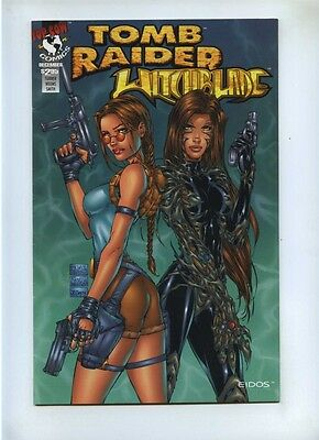 Tomb Raider Witchblade #1 - Top Cow 1997 - VFN