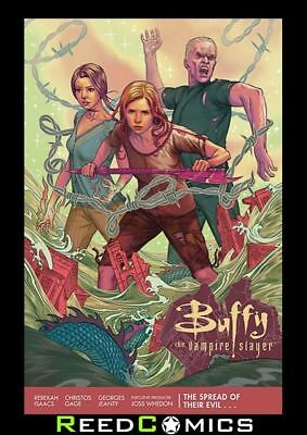 Buffy The Vampire Slayer Season 11 Volume 1 Spread Of Their Evil Graphic Novel