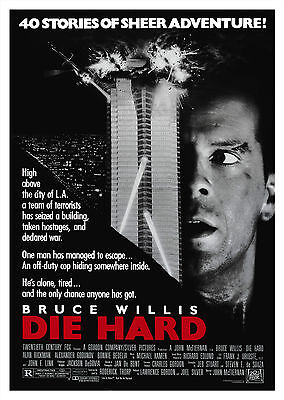 Die Hard (1988) V2 - A2 POSTER ***LATEST BUY 1 GET 1 FREE OFFER***