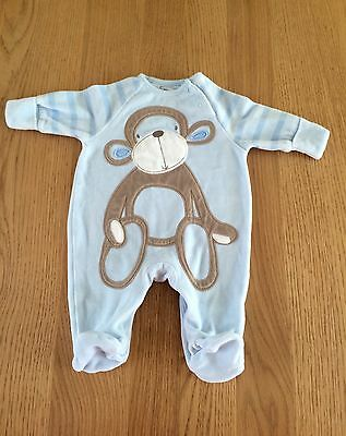 NEXT Baby Boy Newborn Up to One Month Valour Sleep suit/ outer wear *NEW*> C15