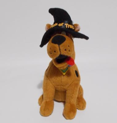 TY Scooby Doo Halloween Beanie Babies Witch Hat Trick Or Treat 2010