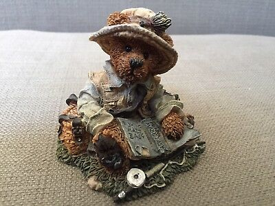1994 Boyd's Bears OTIS...THE FISHERMAN ~RETIRED~ Resin Figurine In Original Box • $4.50