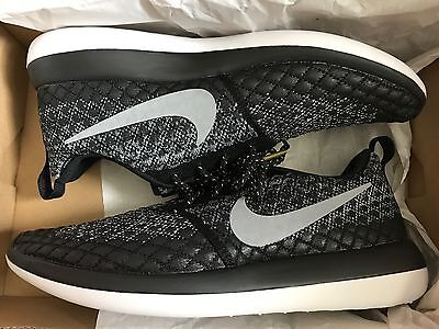 best sneakers c5a6e 9da31 Nike Roshe Two Flyknit 365 6.5-9 Women s Running Shoes (861706 001)
