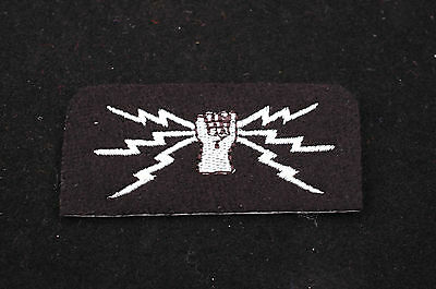 RAF - Telecommunications - Wireless - Traditional Felt -  Sew on Patch - No674