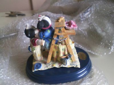 Mary's Moo Moos #862894 Home Improvement special limited edition figurine