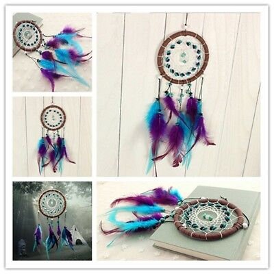Dream Catcher Feathers For Home Wall Car Pendant Hanging Decoration Ornament