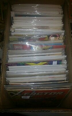 Lot 102 qty comics MARVEL X-FACTOR 2-149  INC RUN LOT WE combine SH C2C