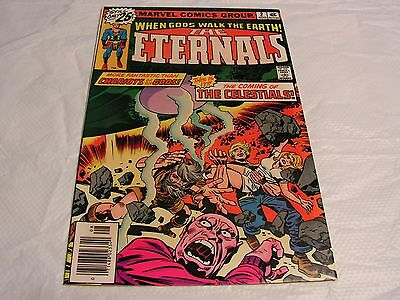Eternals #2 Marvel Comic Book High Grade CGC Ready 1st appearance of Ajak