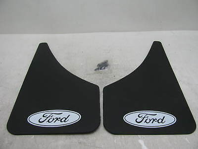 OEM Ford Flat Front Or Rear Mud Splash Guards For 88-91 Crown Victoria