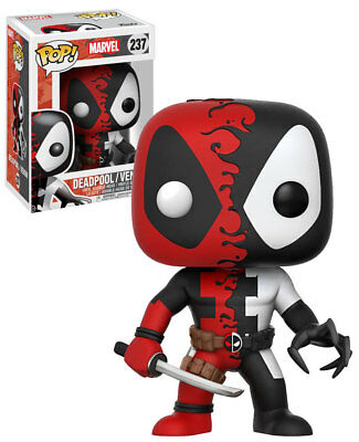 Funko POP! Marvel #237 Deadpool/Venom New Mint Exclusive Expected August 2017