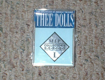 THEE DOLLHOUSES Adult Trading Card Complete Set of Series 1 / 50 Cards