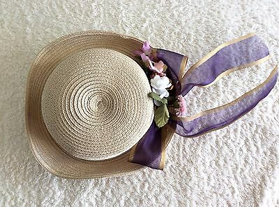 """Madame Alexander 21""""   *2 Hats for Cissy*"""