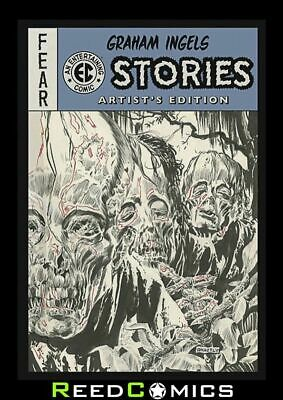 GRAHAM INGELS EC STORIES ARTIST EDITION HARDCOVER New Boxed Sealed Hardback