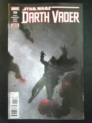 STAR WARS: DARTH VADER #4 - OCTOBER 2017 - Marvel Comic # 1B49