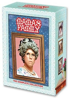 Mama's Family: The Complete Series (DVD,2014)