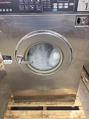 Speed Queen Front Load Washer 35lb 3 Phase rebuilt with new basket bearings