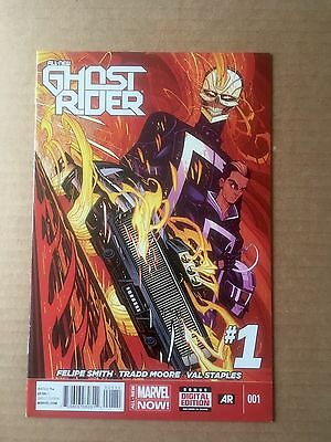 All New Ghost Rider #1 - first apprearence of New Ghost Rider Robbie Reyes